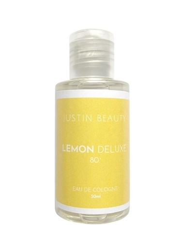 Mizon Mizon Justin Beauty Eau de Cologne Lemon Deluxe Kolonya 50 ml Renksiz